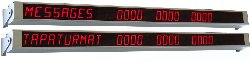Large Digit Displays - 580
